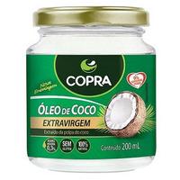 Oleo de Coco Extra Virgem - 200ml Copra