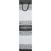 Embalagem Individual Preto e Branco - Sabbatini