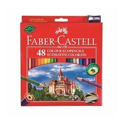 LAPICES DE COLORES FABER CASTELL x48 ...