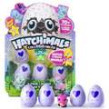 HATCHIMALS  X 5 ANIMALITOS  ORIGINAL