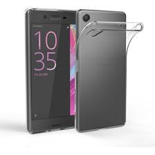 Funda Tpu Fina +glass Templado Curvo Sony Xa1 Xa2 Ultra Plus