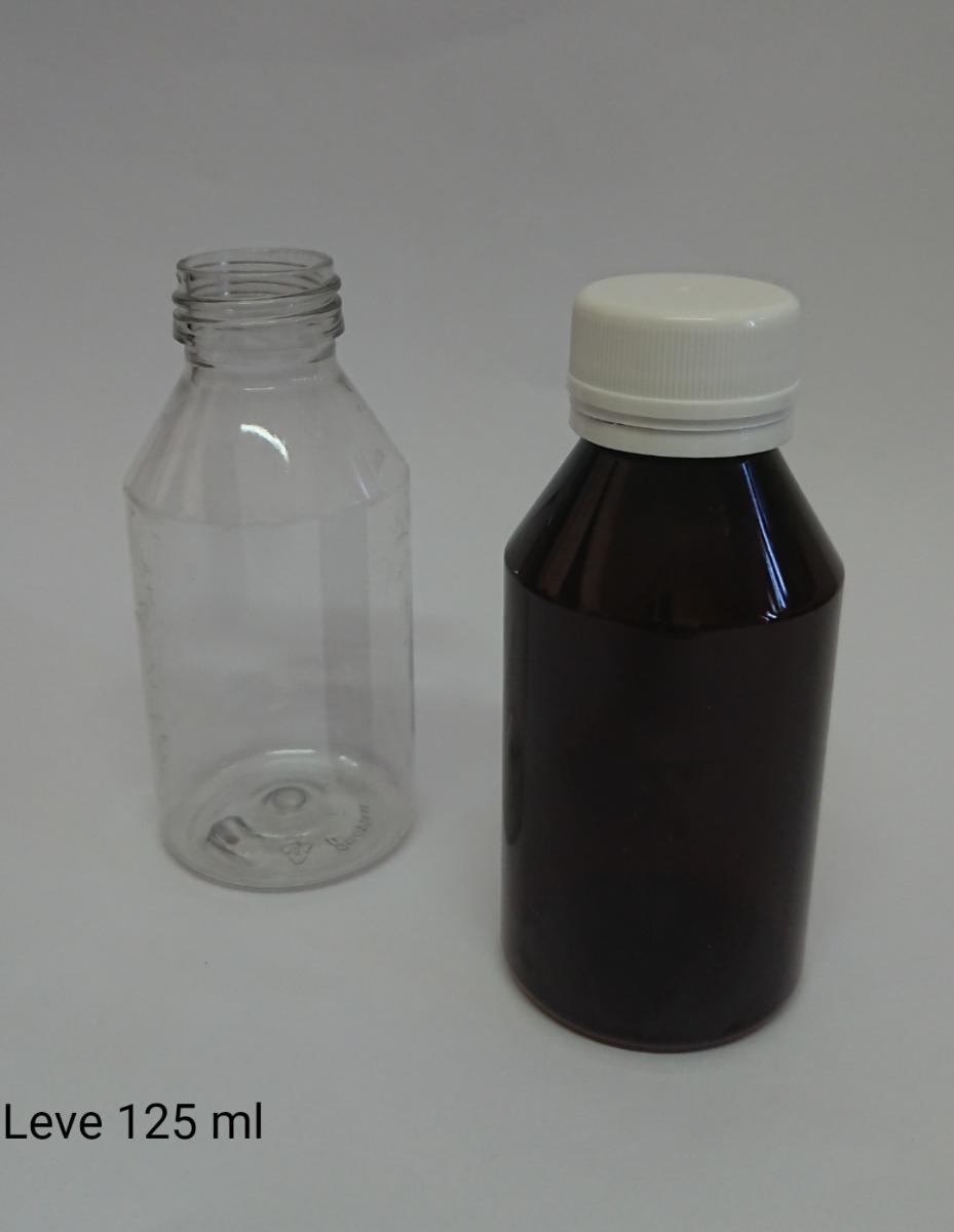 Envases Plásticos Pet  200 Ml Color C/tapa  (100 Unidades)