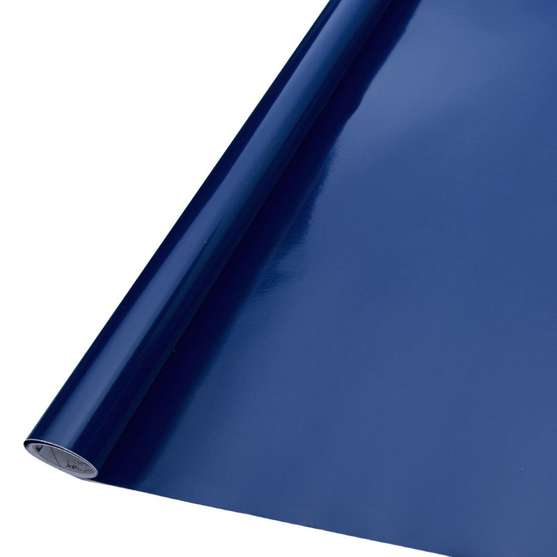 Vinil adesivo colormax azul noturno larg. 0,50 m