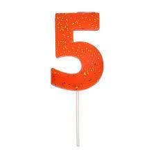 Vela Numero 5