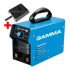 Combo Soldadora Inverter Gamma Arc 130 + Mascara De Soldar