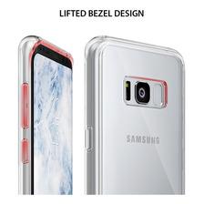 Funda Rigida Samsung S7 Edge S8 Plus Note 8 + Glass Curvo 3d