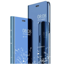 Funda Flip Cover Clear View Standing Xiaomi Redmi Note 7 Pro