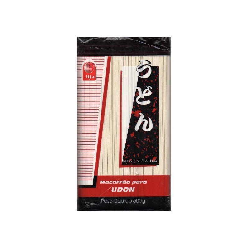 Macarrao para Udon - 500g - Alfa