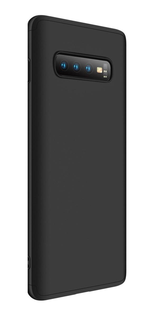 FUNDA 360 LUXURY SAMSUNG S10 PLUS NEGRO