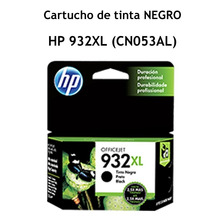 Cartucho Original Hp 932xl Negro 932 Hp 6100 6700 7610 7100