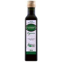 Vinagre Balsamico Tradicional Organico - 250ml - Uva So