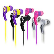 Auricular Intrauditivo In Ear Flat Manos Libres X-6060 Noga