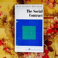 Jean Jacques Rousseau.  THE SOCIAL CONTRACT.