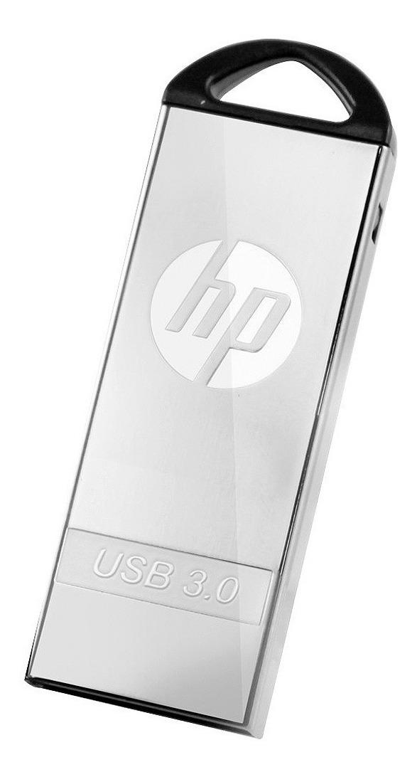 Pendrive 32gb Hp X720w Usb 3.0 Metalico Pen Drive Oficial