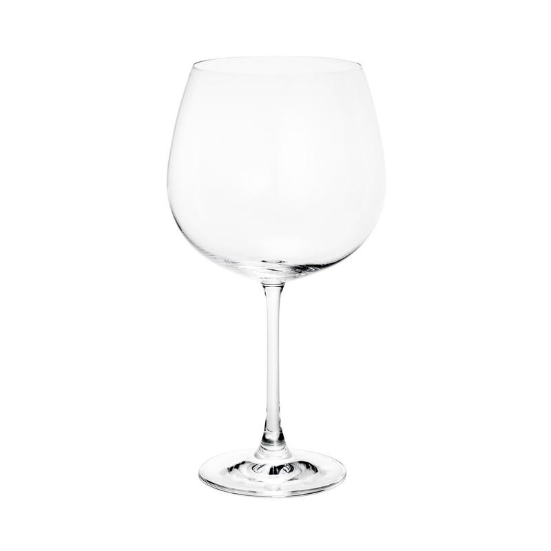 Jogo 2 Taças Vinho Bordeaux Magnum 940 Ml Cristalina - Rona 3105118