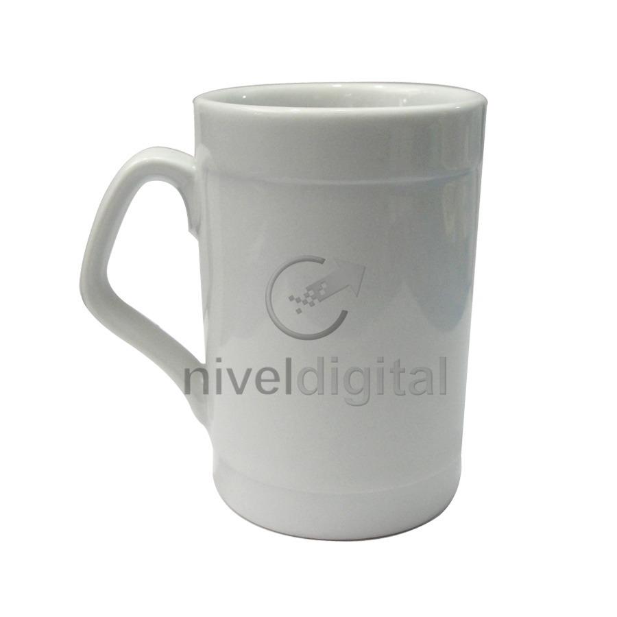 Jarrito Cafe Irlandes  Taza Porcelana Blanca Schmidt 200 Ml