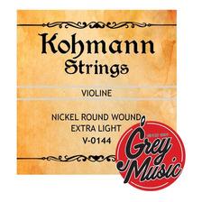 Encordado Cuerdas Para Violin Kohmann Kv0144