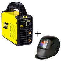 KIT INVERSORA HANDYARC 160 220V +  MASCARA AUTOMATICA BASIC
