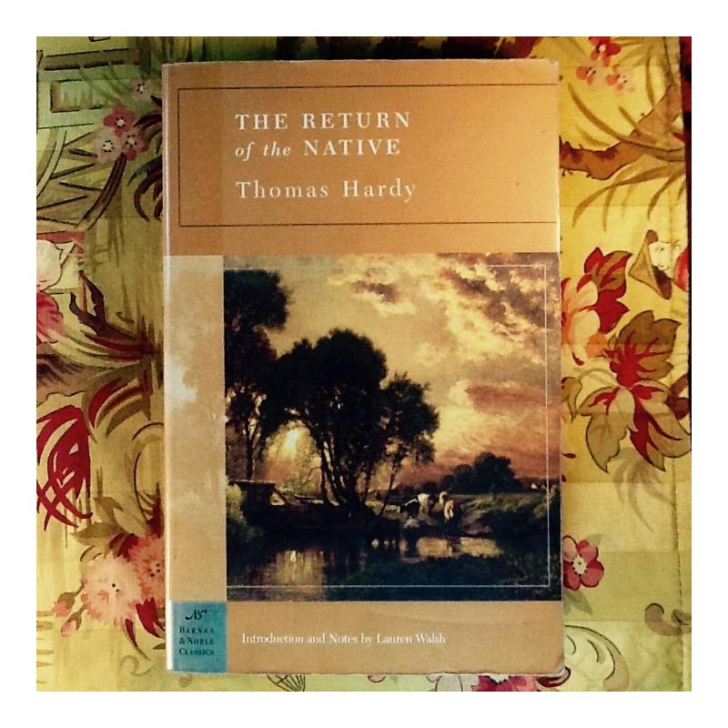 Thomas Hardy.  THE RETURN OF THE NATIVE.