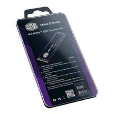 DISIPADOR TERMICO COOLER MASTER PARA SSD M.2 X 4 UNIDADES