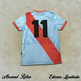 Camiseta Retro - Enrique Ramírez