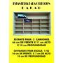 Exhibidor Estanteria Coleccion Dakar   CRISTINASIERRA39