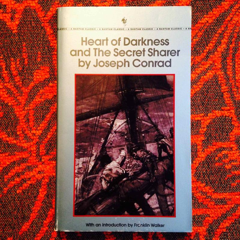 Joseph Conrad.  HEART OF DARKNESS AND THE SECRET SHARE.