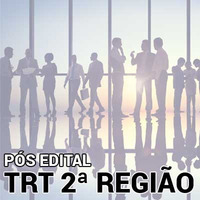 Curso Online Analista Judiciário AA TRT 2 SP Administração Pública 2018