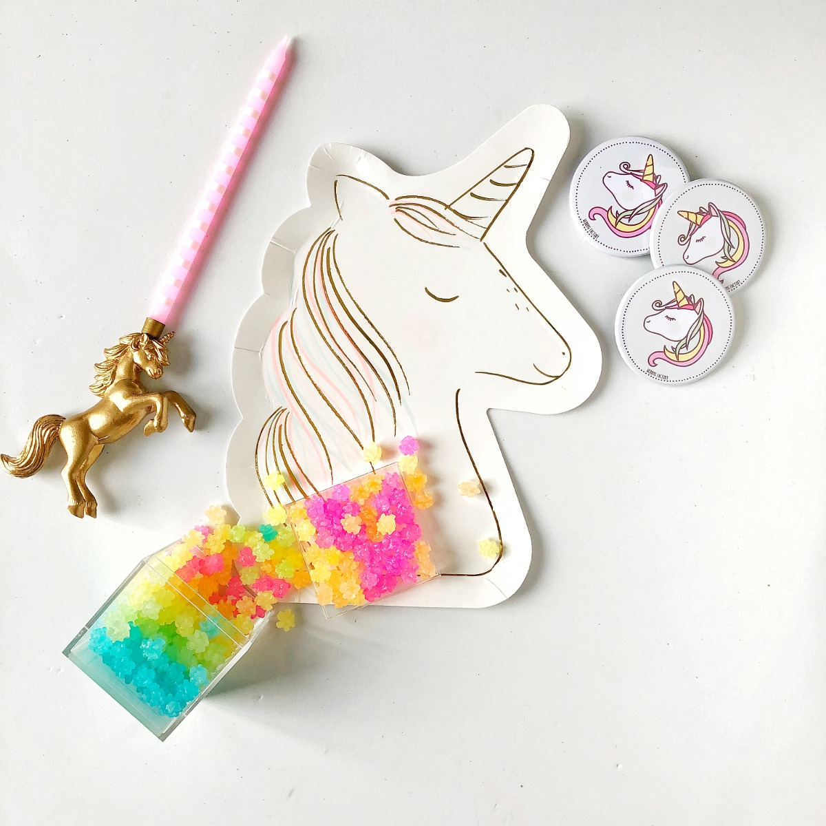 Pins Unicornio By @weddingfactory