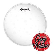 Parche Evans Usa Tt10hg 10  Hydraulic Glass - Grey Music -
