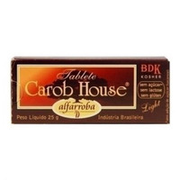 Tablete de Alfarroba Light - 25g - CarobHouse
