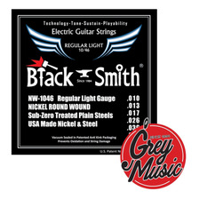 Encordado Black Smith Nw-1046 Nickel 010-46 G. Eléctricas