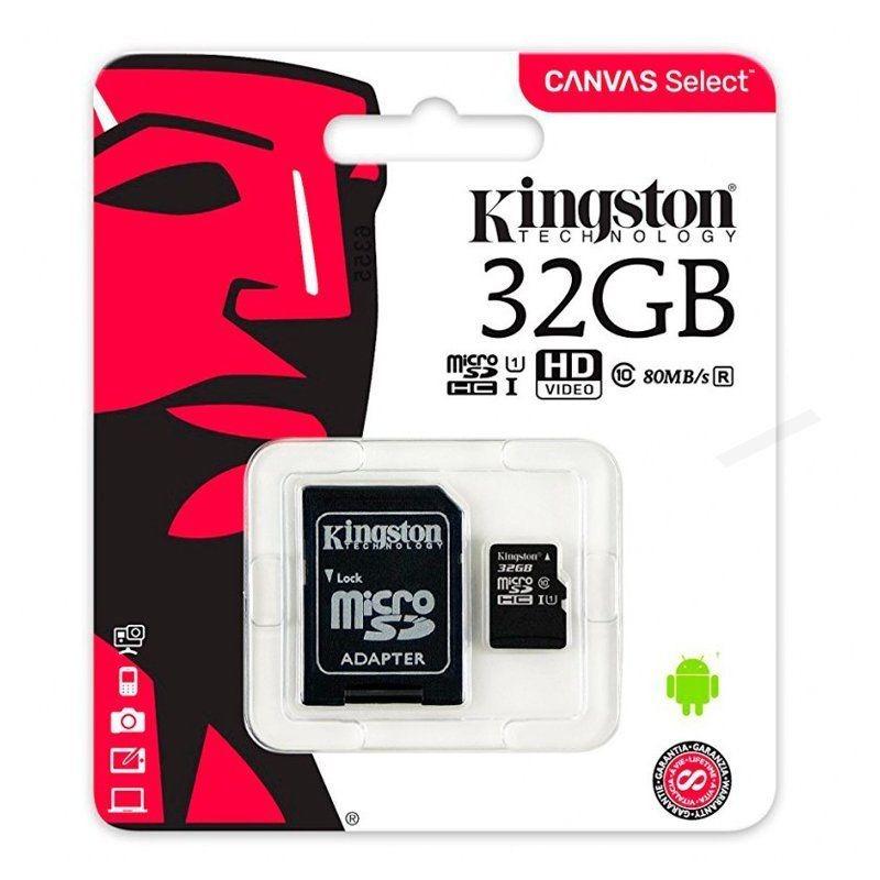 Memoria Microsd 32 GB