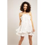 Vestido Palm Spring Blanco