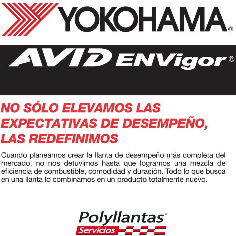 215-60 R16 95V Avid Envigor S321 Yokohama