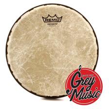 Remo Parche Para Bongo Fiberskyn 8.5 - Thin - Grey Music -