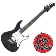 Guitarra Yamaha Pac212vqm Tbl Diapasón Rosewood  Cuerpo Alde
