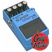 Pedal Efecto De Guitarra Chorus Boss Super Chorus Ch1