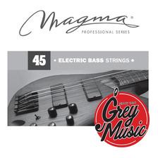 Cuerdas Magma Bs045n De Bajo Nickel P/steel Cal/.045