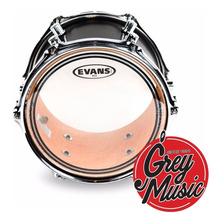 Parche Evans Usa 8  Ec2 Clear Tt08ec2 - Grey Music -