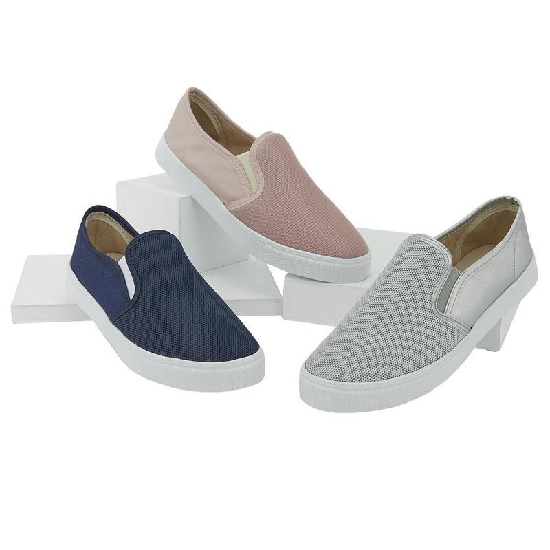Combo Sneakers 3X1 Multicolor 020507