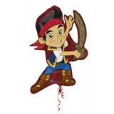 globo jack pirata 35cm desinflado