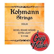 Cuerda Suelta Kohmann 1ra Mi E De Violin 4/4 Kv1144