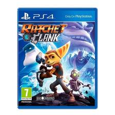 Ratchet And Clank Ps4 Fisico Sellado Nuevo Original