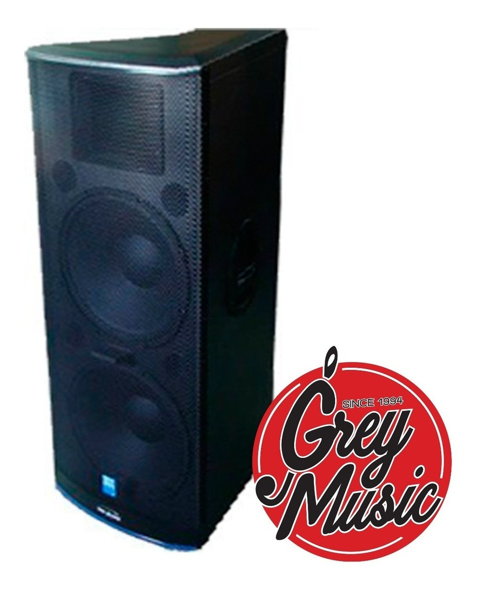 Bafles Para Audio Zkx Bafle  Pasivo 2x15  Mk2155
