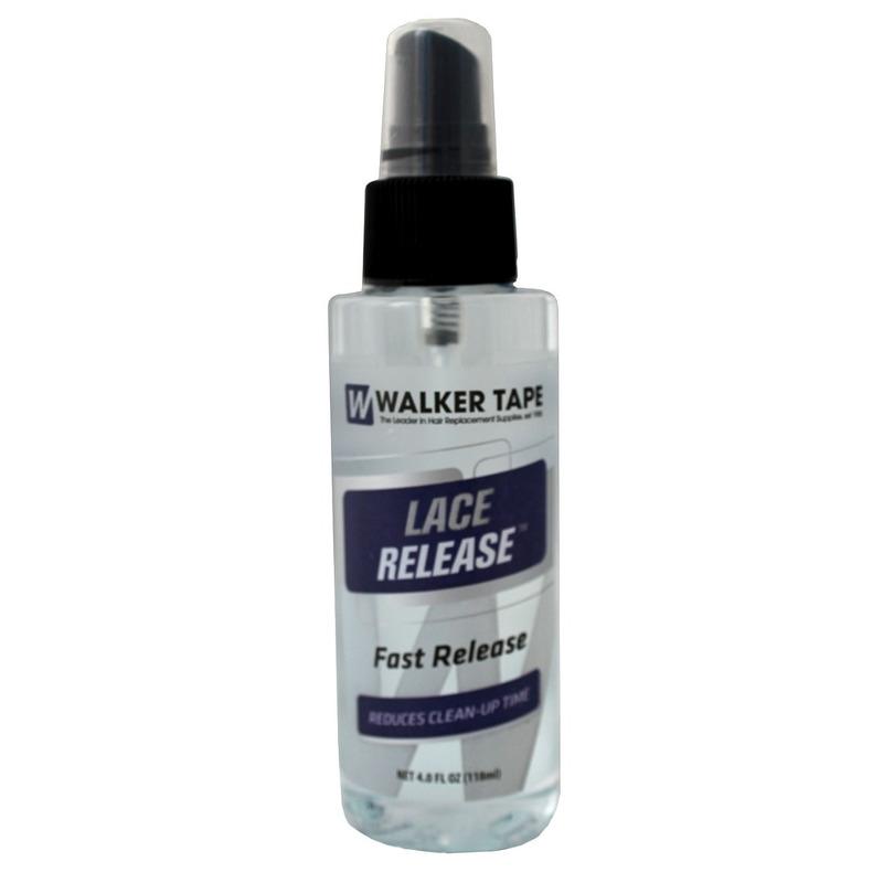 Removedor de Fita e Cola de Prótese Capilar Lace Release 118ml Walker Tape