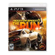 Need For Speed The Run Ps3 Fisico Sellado Nuevo Original