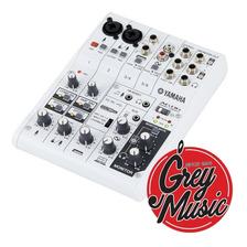 Mixer Yamaha Ag06 Efectos De Estudio Con Control De Software