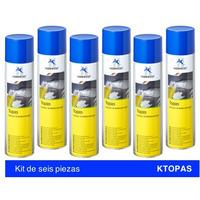 Rheinol Limpiador y Protector de Cristales Kit 6p de 400ml KTOPAS