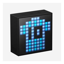 Parlante Portatil Divoom Timebox Led Radio Reloj Bluetooth
